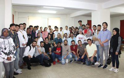 2018/2019 Türkçe Hazırlık Eğitimi Tamamlandı